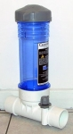 ClearWater In-Line Automatic Chlorinator by Waterway - Clear View