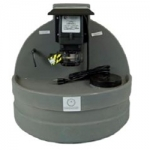Stenner Acid Feeder Peristaltic Pump with 7.5 Gallon Acid Tank 220V