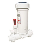 PowerClean Ultra In-Line Chlorinator with White Lid