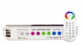 Brilliant Wonders LED Controller and Remote