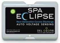 Del Ozone Spa Eclipse Next Generation Spa Ozonator 120V