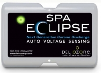 DEL Ozone SpaEclipse 220V (UR) AMP cord Parts Bag included