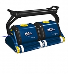 Dolphin 2x2 Heavy Duty Pool Cleaner for Commercial Pools with Caddy and Pro Remote