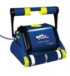 Dolphin Dynamic Pro X2 Commercial Pool Cleaner with Caddy and Pro Remote