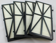 Ultra Fine Cartridge Filter Panels 4 Pack