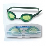 Martinique Swim Goggles with Case