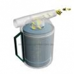 Baracuda leaf canister