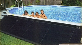 Solar Heating Panel for Above Ground Pools 2ft X 20ft