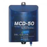 DEL Ozone MCD-50 High Output 220V (UR) AMP Connector included in Parts Bag