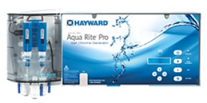 Aqua Rite Pro-Salt Chlorination with T-CELL-15
