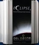 DEL Ozone ECLIPSE NEW GENERATION Corona Discharge Ozonator 7-25K Gallons