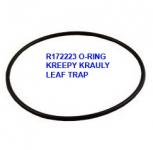 O-RING FILTER CART HOUSING FOR KREEPY KRAULY LEAF TRAP