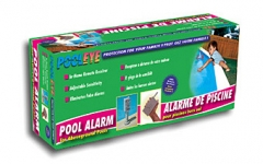 PoolEye Alarm System for Above Ground Pools with remote