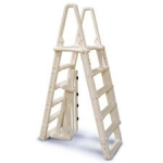 All Plastic Deluxe Ladder 48 inces