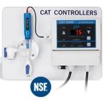CAT 1000 pH Controller Package, UL Listed
