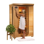 Coronado - 2 Person Carbon HeatWave Infrared Sauna (Free Shipping)