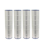 SwimClear C3020 SuperStar Clear C3000 Replacement Filter Cartridge 75 Sq Ft 4 REQUIRED