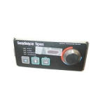 Sundance Spas Electronic Spa Controls, Spaside 650 1-Pump Panel with 30' Cable