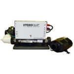 ES6100B Solid State Equipment Systems, Balboa VS500Z Series, w/ 5.5 kW Heater and 1 HP 120V pump