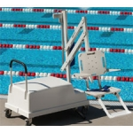PAL2 Portable Pool Lift includes LiftOperator Intelligent Control