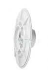 AquaStar 6 in Sumpless Bulkhead Fitting with 1.5 in MPT WHITE
