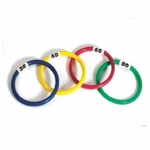 Classic Dive Rings 4 pack