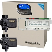 iAQUALINK PS4 Pool and Spa Controls