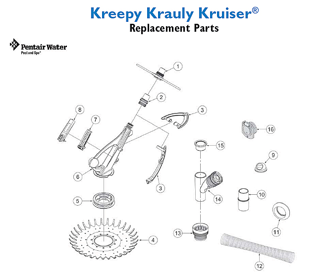 Kreepy Krauly Kruiser