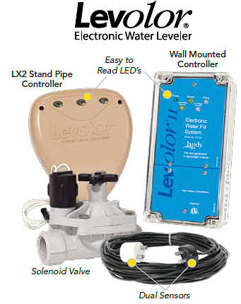 k1100a jandy levolor electronic water level control for