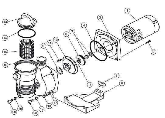 jandy stealth pump wiring diagram   33 wiring diagram
