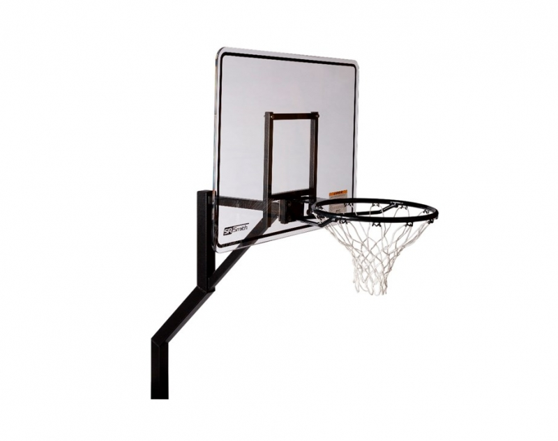 ROCKSOLID EXTENDED REACH COMMERCIAL BASKETBALL GAME W/O ANCHOR