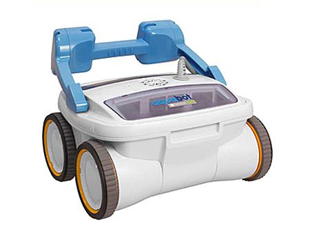 Aquabot Breeze 4wd Robotic Pool Cleaner Free Ground