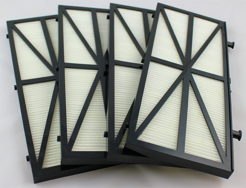 Ultra Fine Cartridge Filter Panels 4 Pa