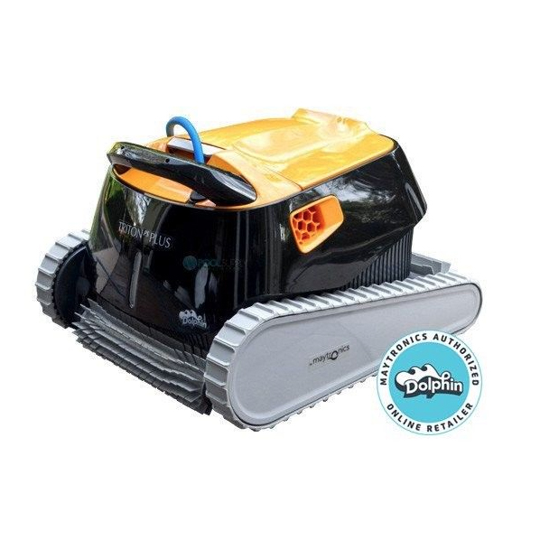 Dolphin Triton PS Robotic Pool Cleaner with PowerStream Smart App FREE SHIPPING
