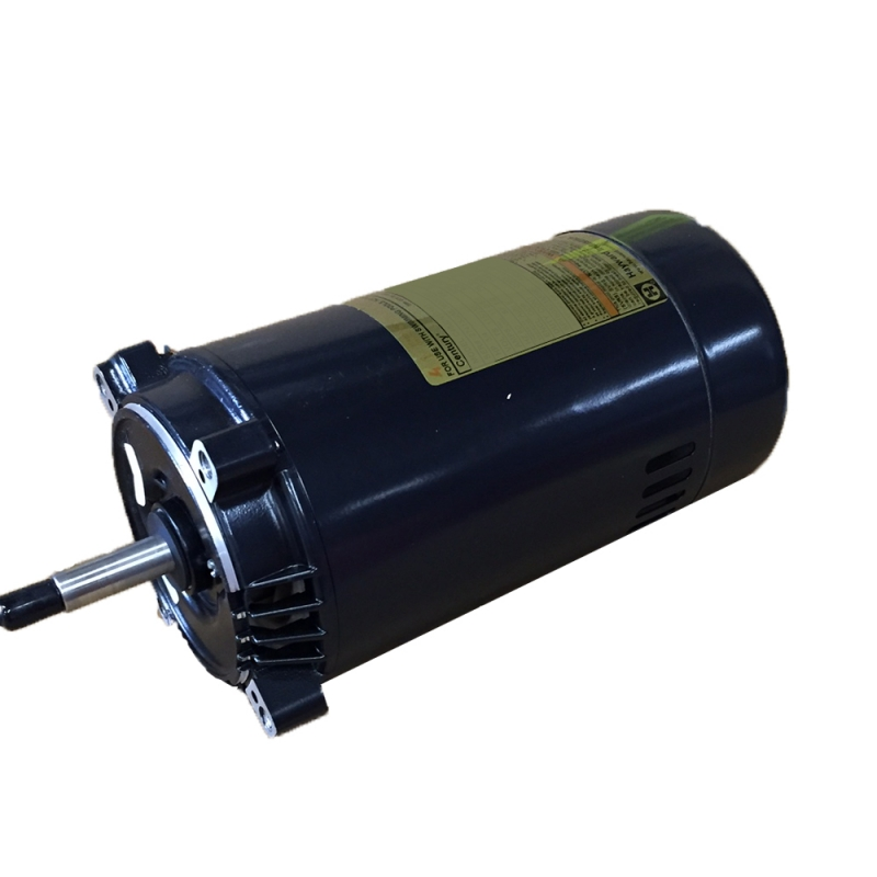 Hayward super pump replacement motor 1 5 hp threaded for Hayward super pump 1 5 hp motor