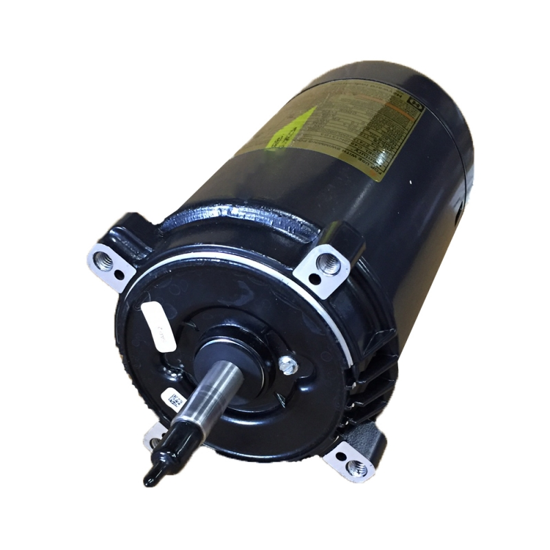 Hayward super pump replacement motor 1 5 hp threaded shaft for Hayward super pump 1 5 hp motor