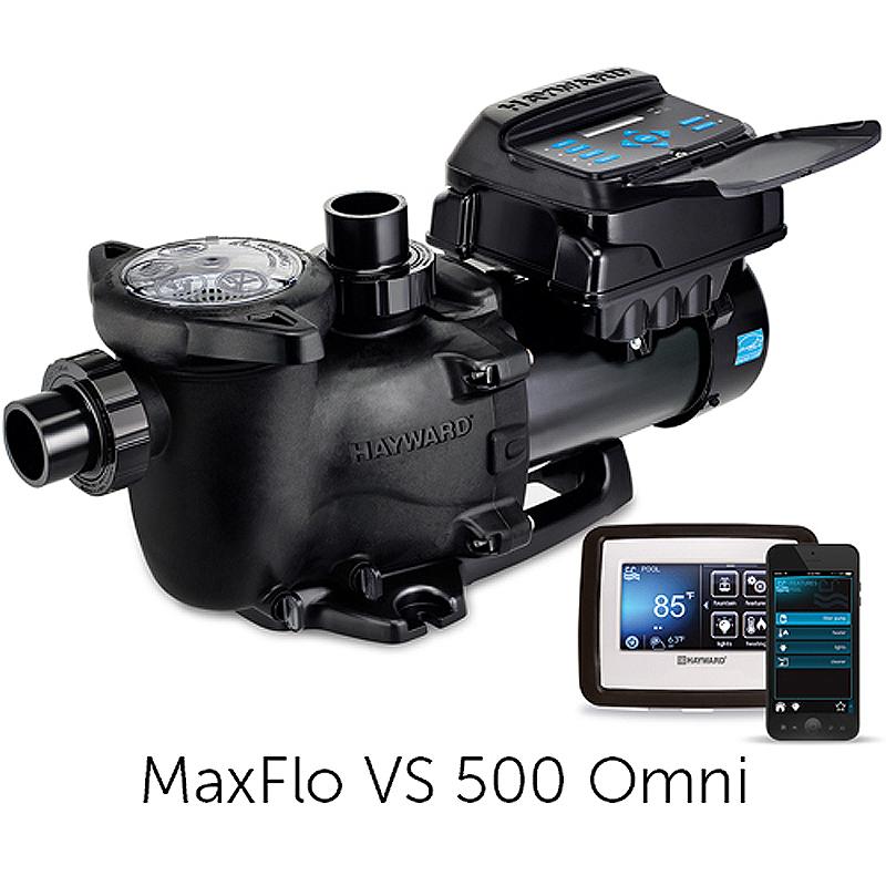 Hayward MaxFlo Variable Speed 500 Omni Pump 1.5HP
