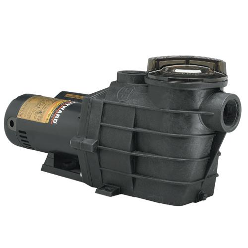 Hayward Super II Pump 1 HP Standard Efficient Max Rated Single Speed