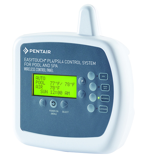 Easytouch Pl4 And Psl4 Wireless Control Panel Pool Pump