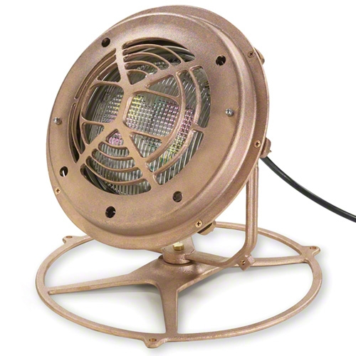 Pentair Fountain Fixture Bronze For Large Lights Pool Pump Motor Supply