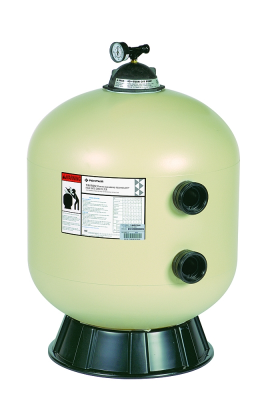 Pentair Triton Tr140c Commercial Sand Filter 36 In Valve