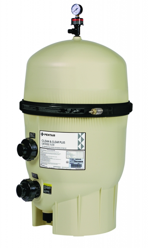 Pentair Clean & Clear Plus 520 Sq Ft Filter