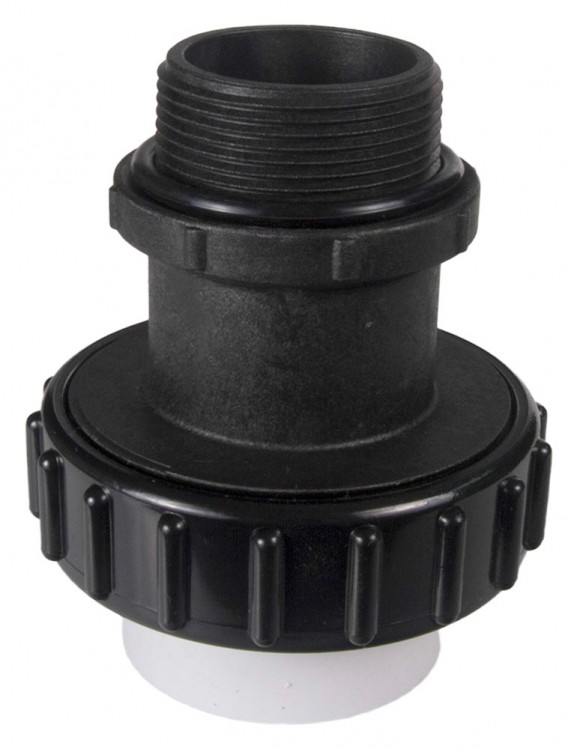 1.5 in union adapter CPVC 2 pack