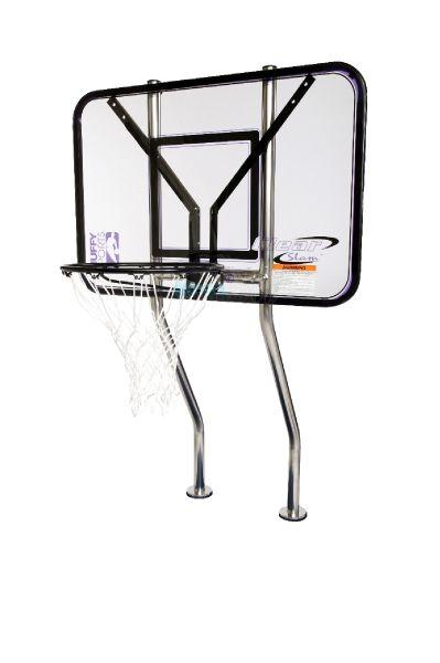 Sr Smith Swim N Dunk Basketball Game Stanless Steel Dual Po