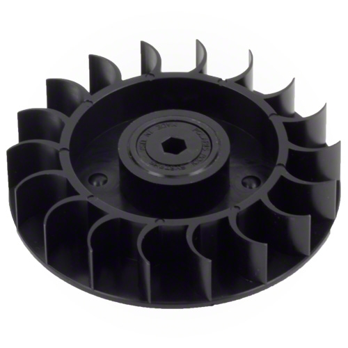 Turbine wheel with bearing pool pump motor supply Pool motor bearings