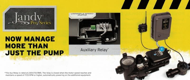 Jandy Pro Series Epump Vsshp220aut Variable Speed 2 2hp