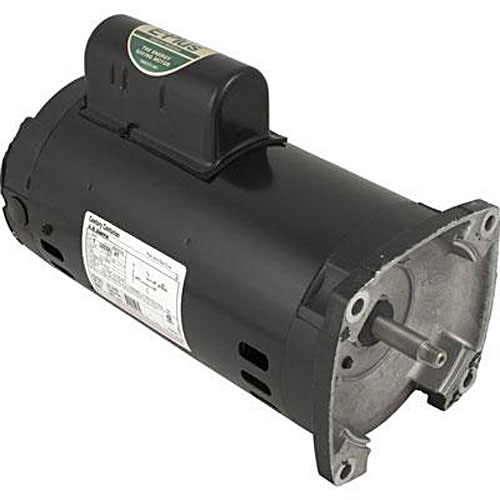 Ao smith 2 hp energy efficient motor b2843 56y square for Energy efficient pool pump motors
