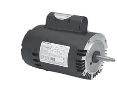 AO Smith 1 HP E.E. Motor, 115/230V