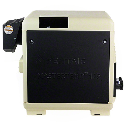Pentair Mastertemp Heater 461058 125K BTU Natural Gas