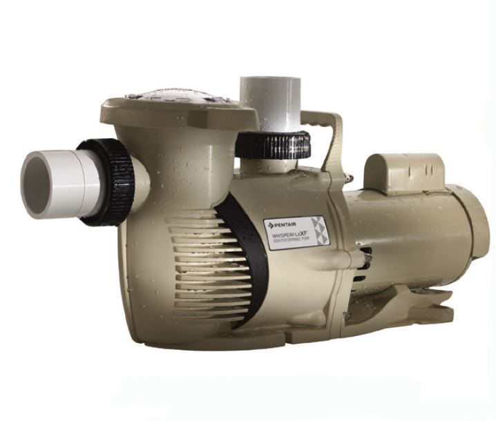 Whisperflo XF Commercial Pump 5HP Energy Efficient XFE20 Unions Included
